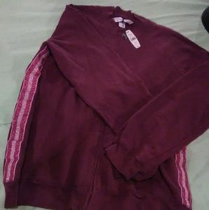 NWT** VS bomber jacket
